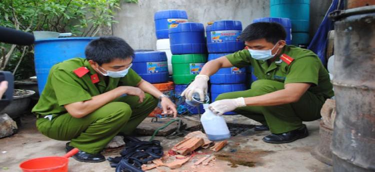 Quy định rõ thẩm quyền Cảnh sát môi trường